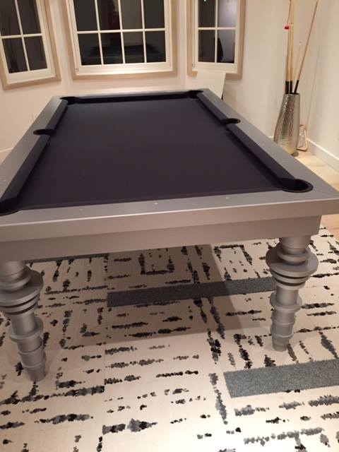 Toronto Convertible Pool Table, California