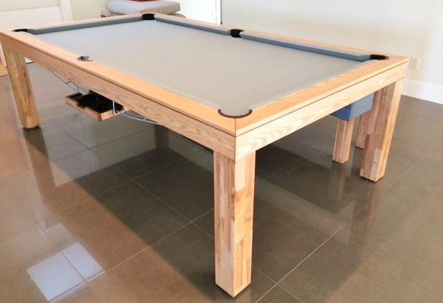 convertible pool tables vision billiards. Black Bedroom Furniture Sets. Home Design Ideas