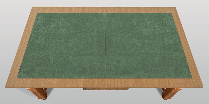 Green Poker Table Top