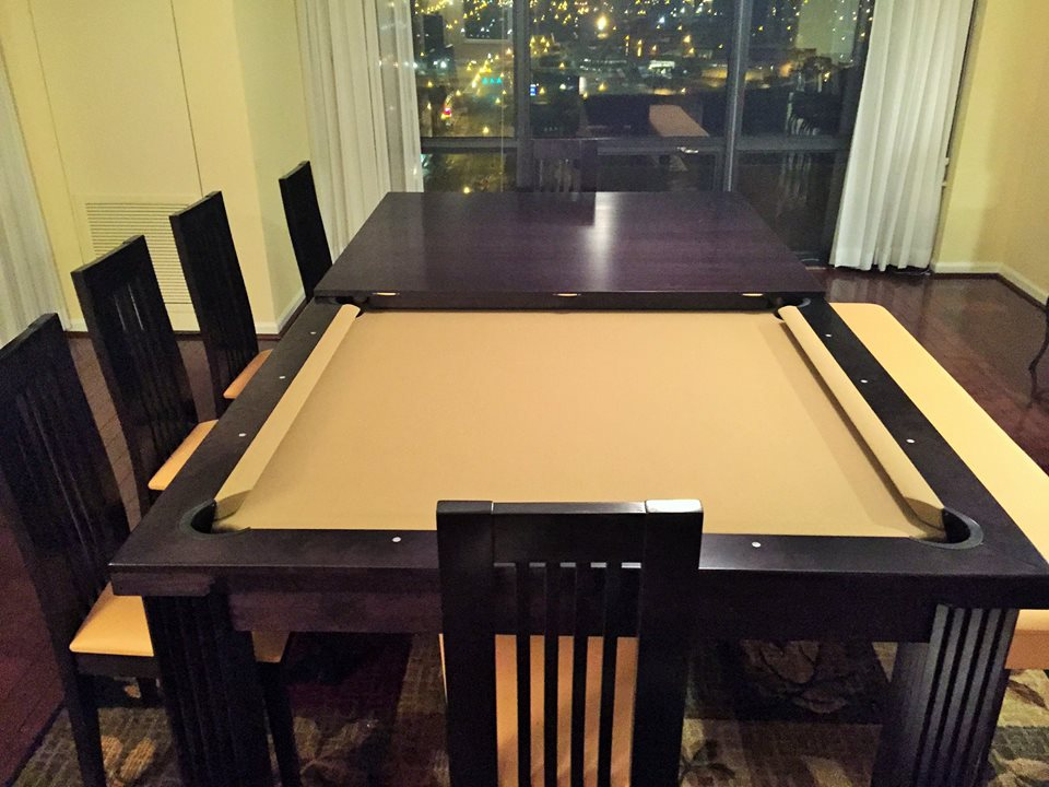 Toledo Convertible Table, Peoria, Illinois