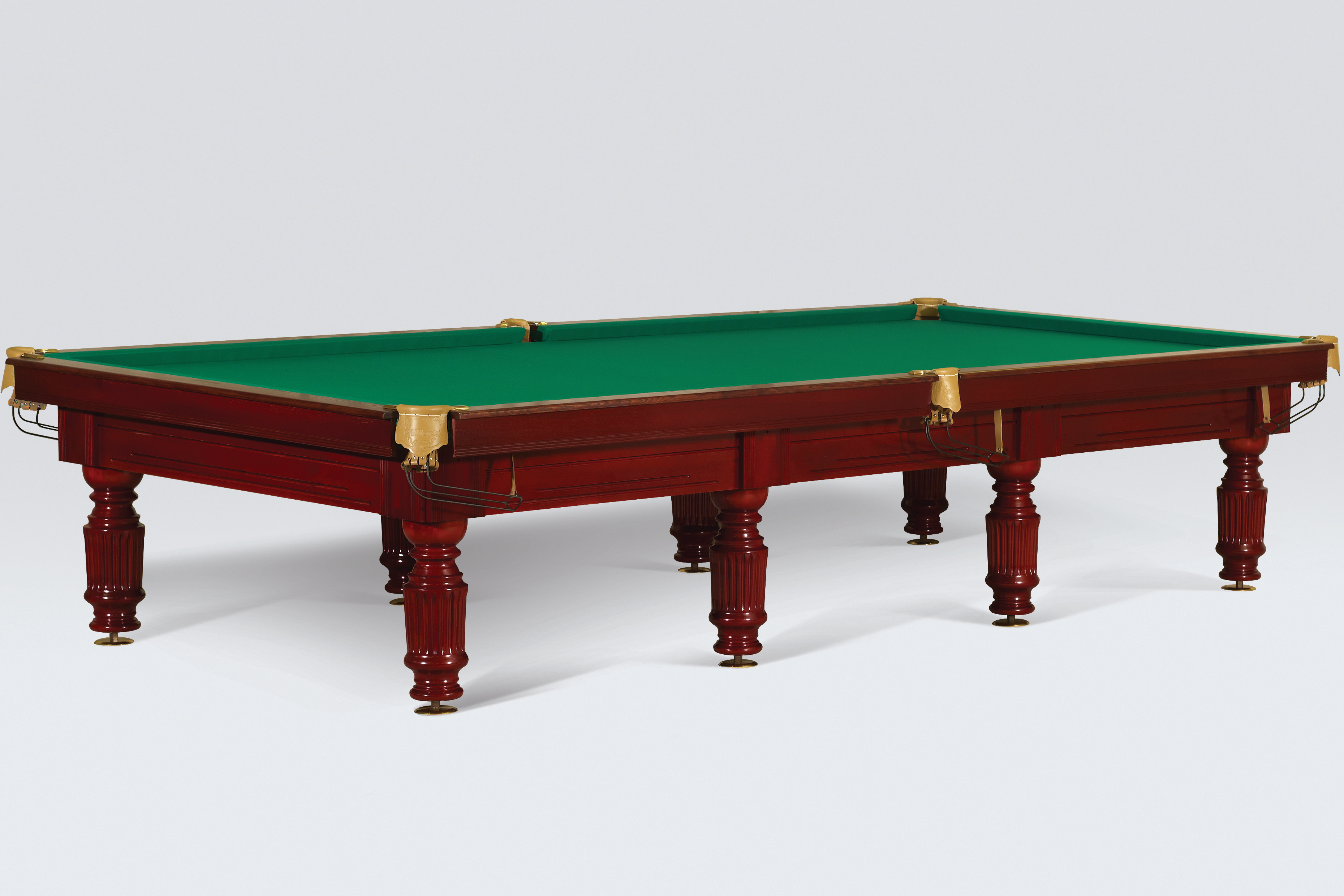 Olympus vision billiards for 12 ft table
