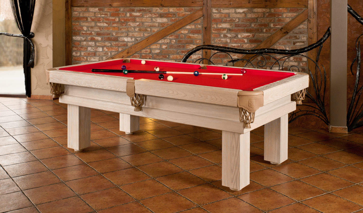 Artemis Rustic Pool Table, Germany
