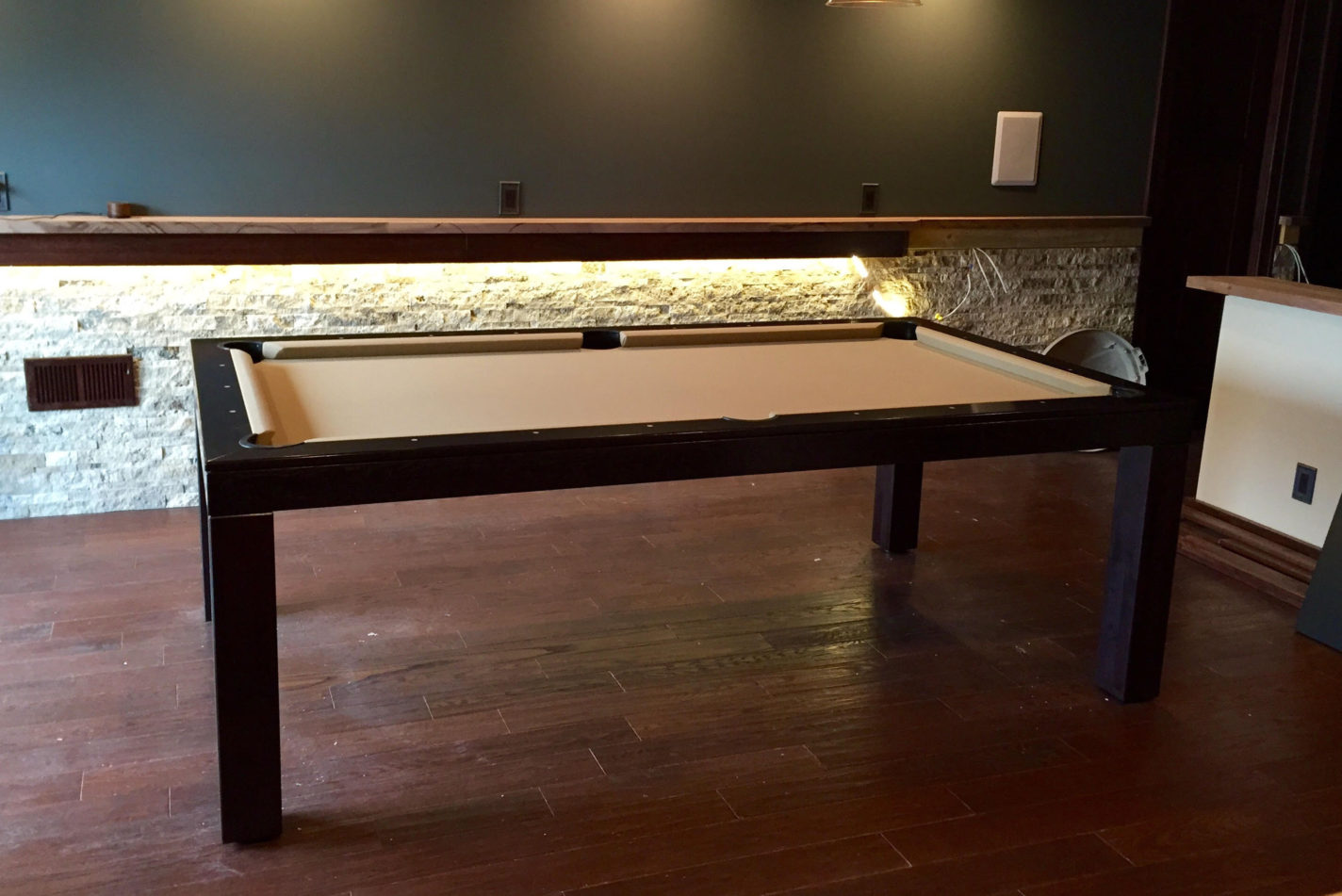 Vision Convertible Pool Table, Wisconsin