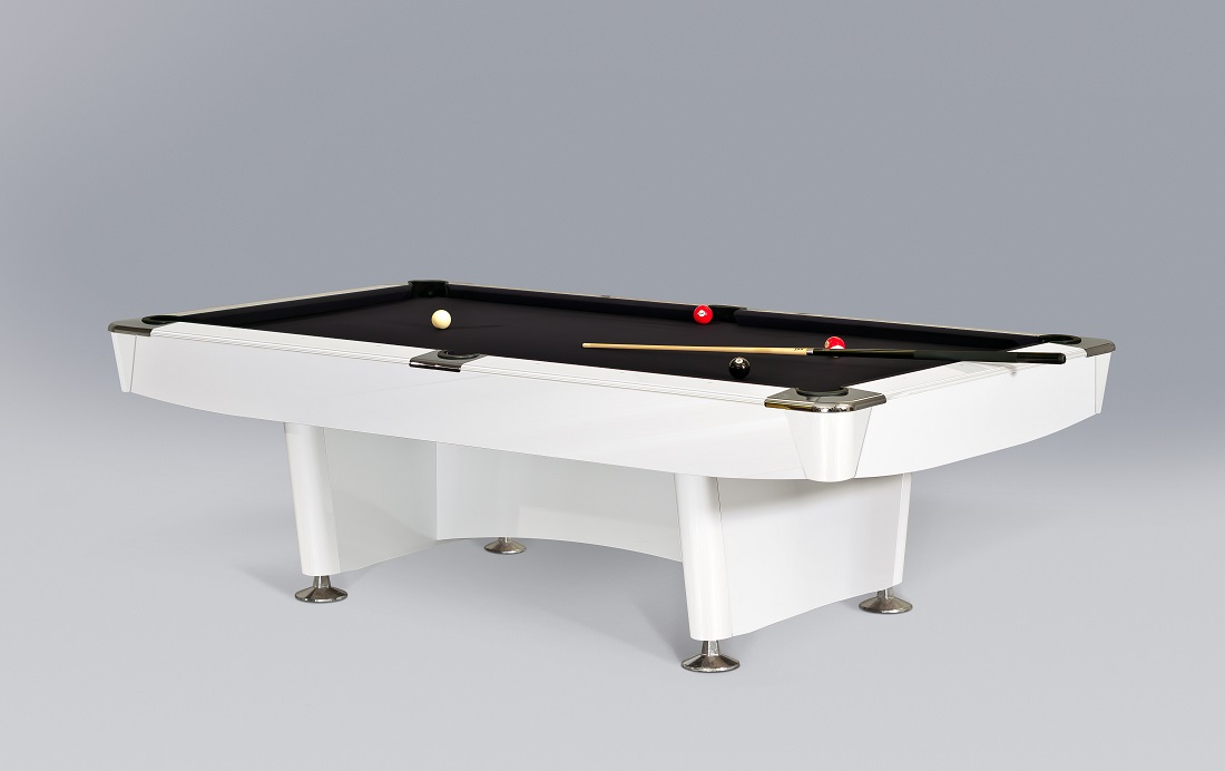 Regulation Pool table Hermes Vision Billiards